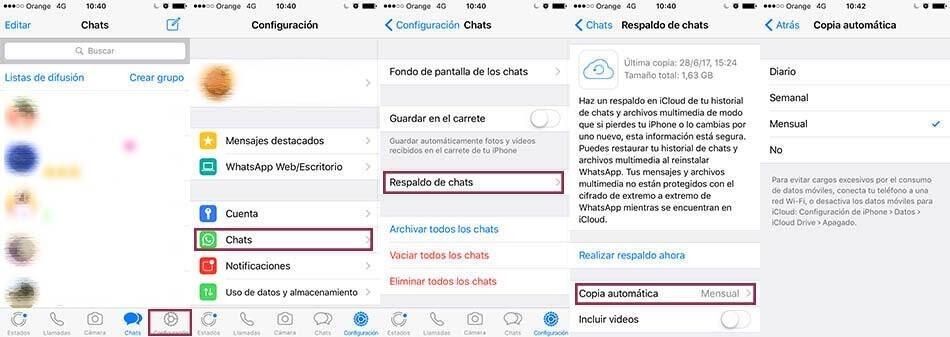 ¿Cómo Recuperar Mensajes Eliminados De Whatsapp En Iphone?