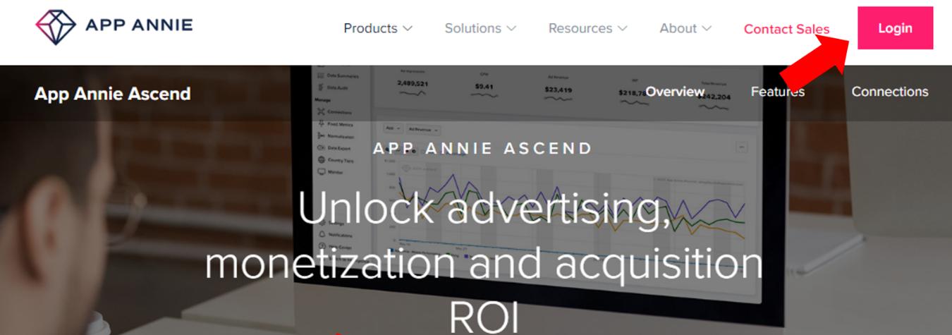 ¿Se Puede Instalar La App Annie En PC?Fuente: Captura De La Web appannie.com